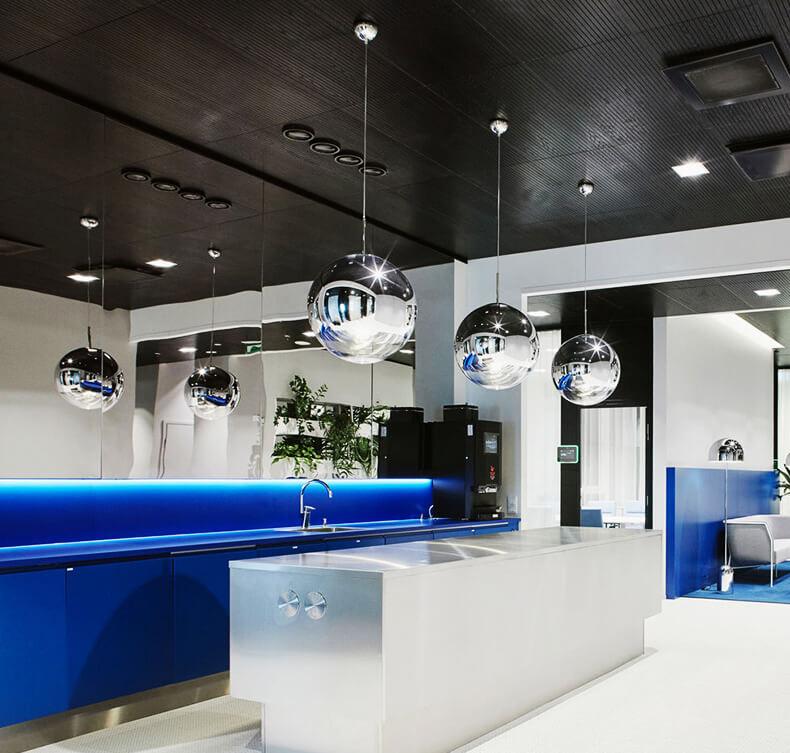 Đèn trang trí phòng ăn DTM006 - Giải pháp cho không gian hiện đại
